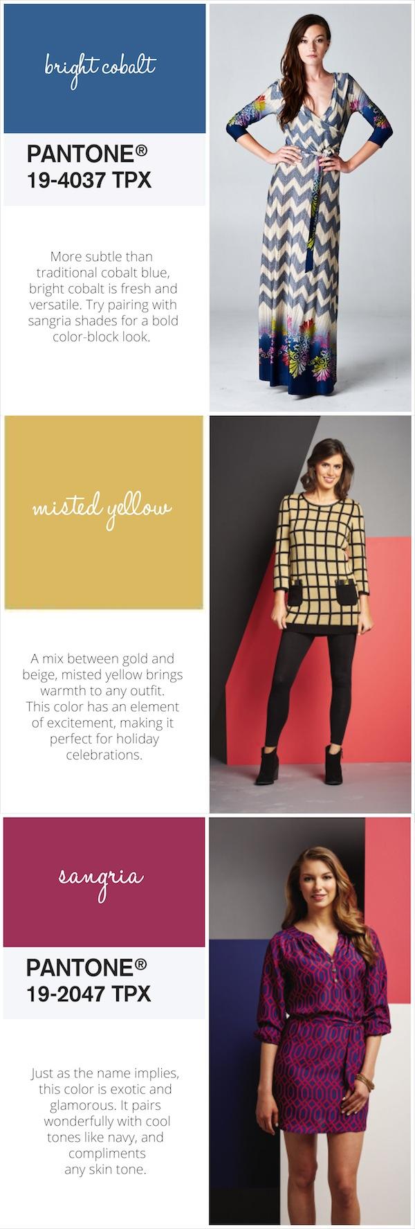 pantone 2014 color trend
