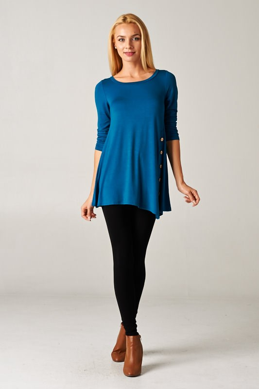 leggings and tunic